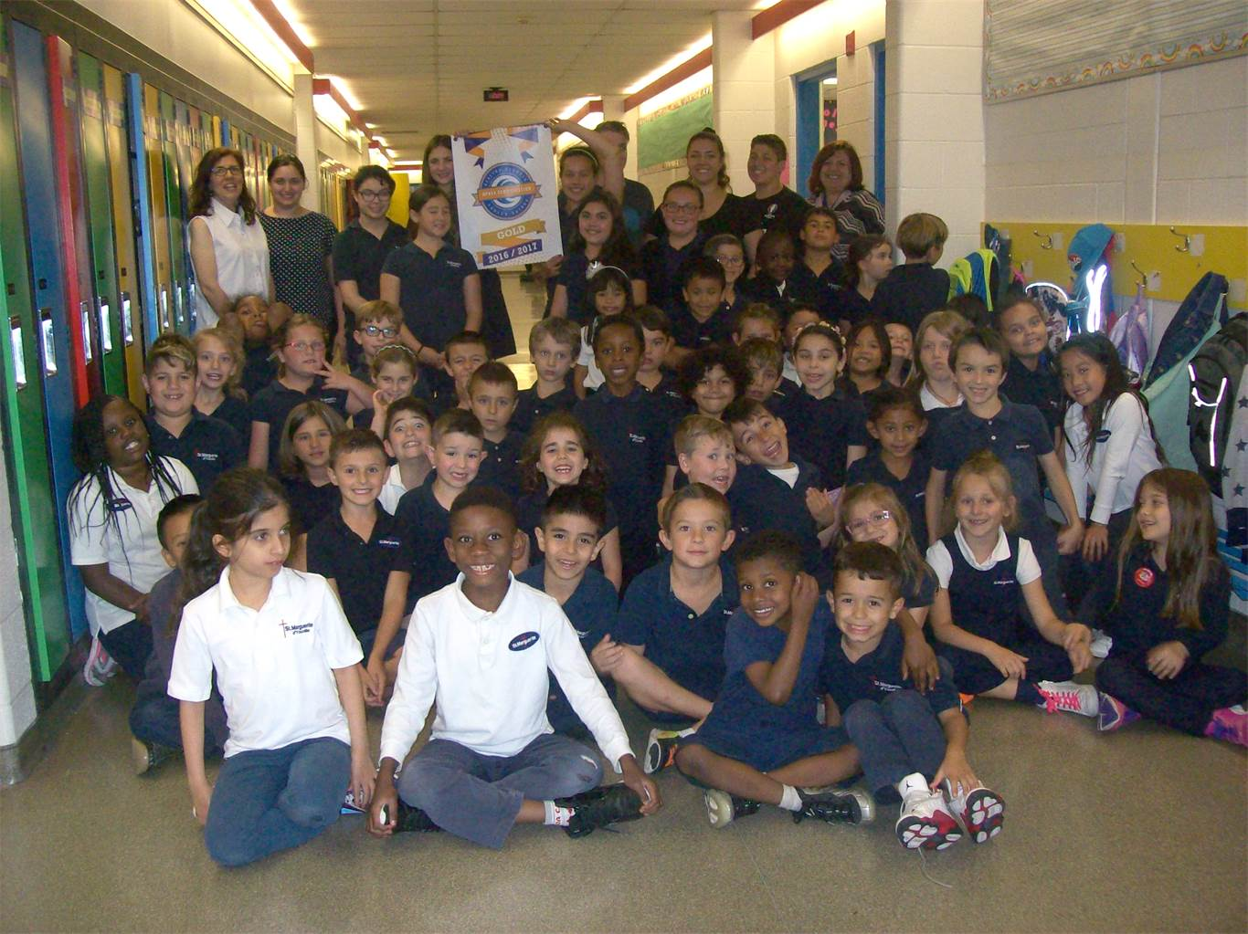 "St. Marguerite recognized as ""healthy school"""