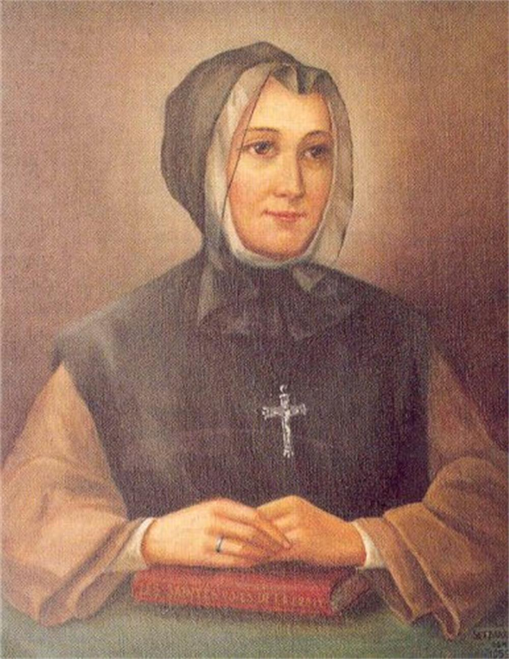 Saint Marguerite d'Youville - Mother of Universal Charity